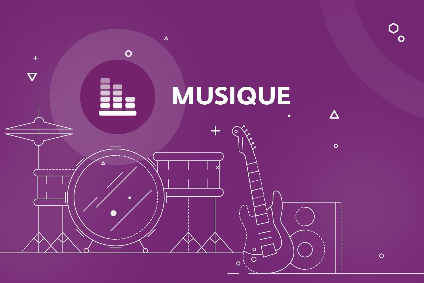 visuel spécialité musique