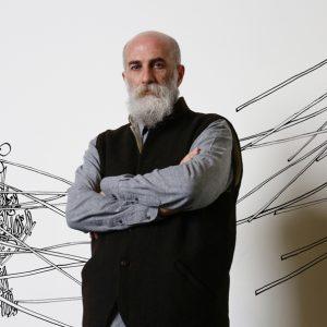 3 ½ Questions with Graphic Design Guru Reza Abedini