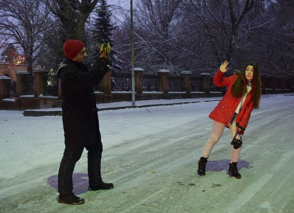 #Spotlight: Gyumri's Lilit Galstyan and Vahe Hovhannisyan