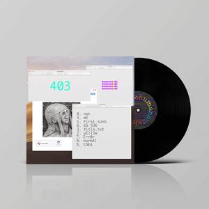 Pochette d'album – Lab graphisme niveau II