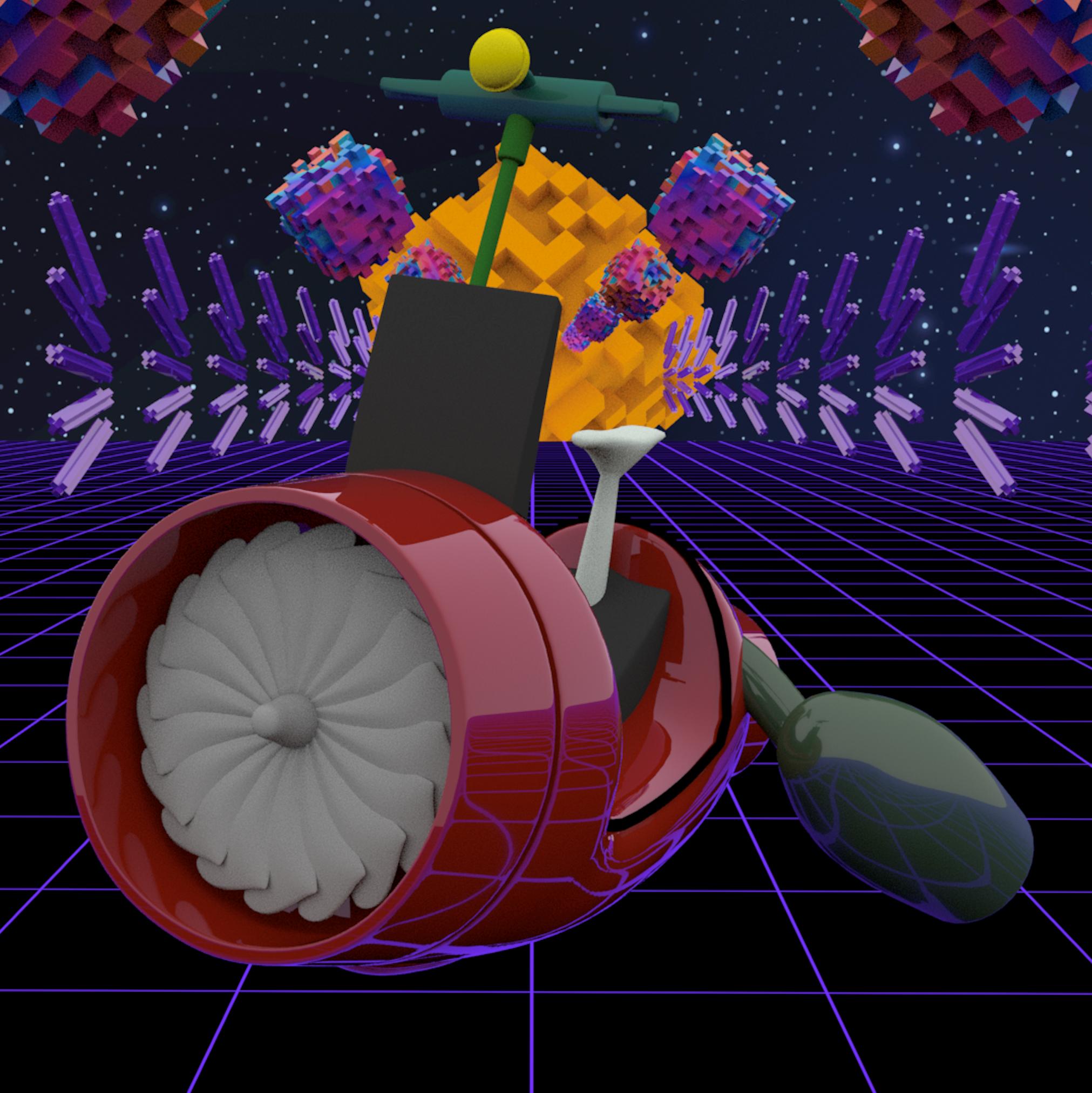 Fusées – Lab modélisation 3D niveau I